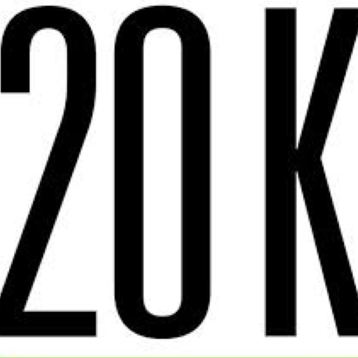 20k goal 20kfollowergoal twitter
