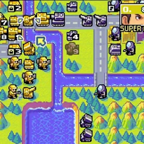 Advance Wars Switch