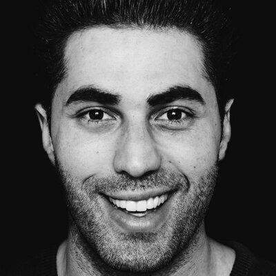 Adam Ray (@adamraycomedy) Twitter profile photo