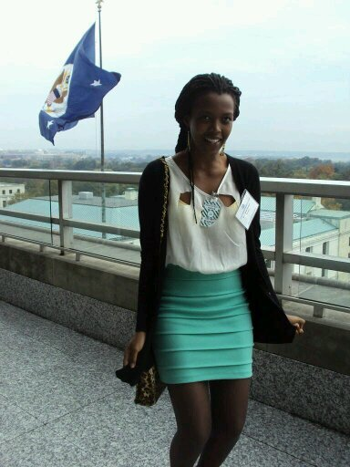 Journalist at Radio Publique Africaine since  2010.Participated in the 2013 Eduard Murrow Program for Journalists in the US 26Oct - 26Nov 2013.