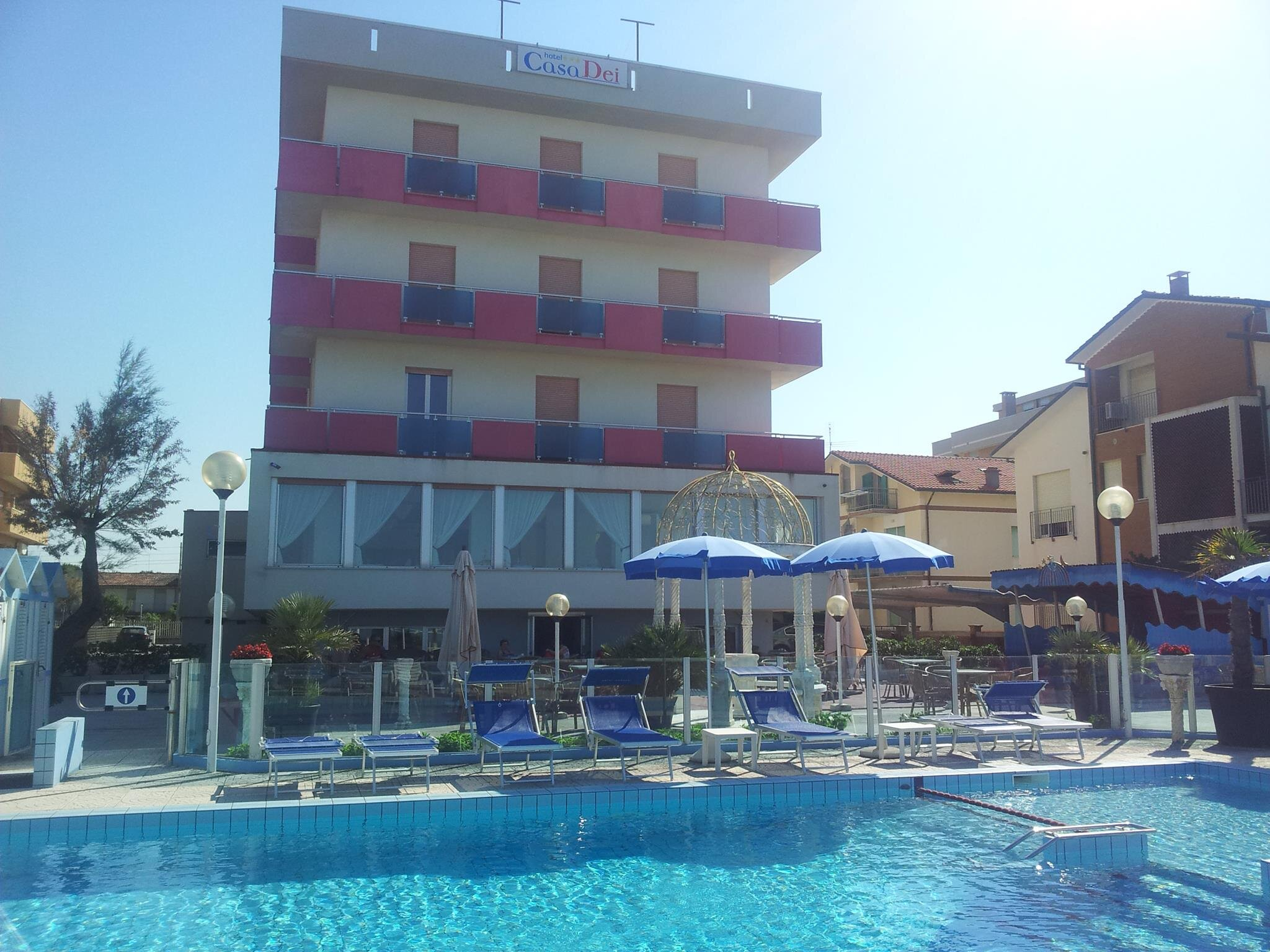Hotel A Torrette Di Fano Sul Mare