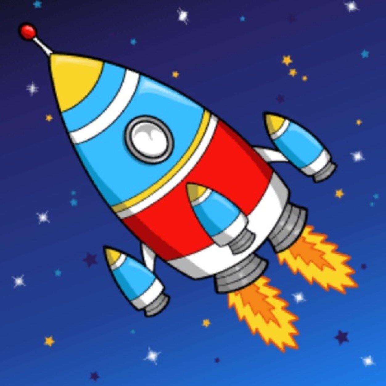Картинки с юбилеем ракеты