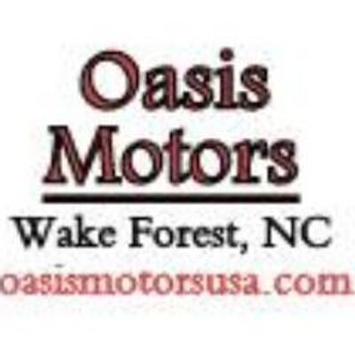 Oasis Motors Oasismotorsusa Twitter