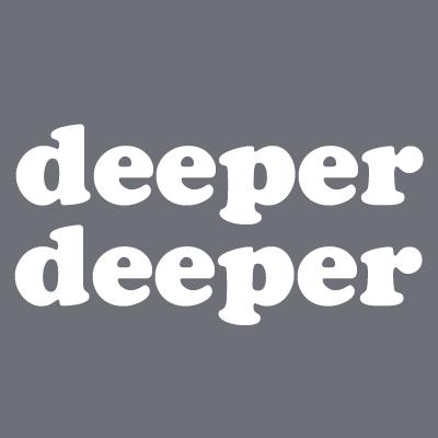 deeper deeper 公式アカウント