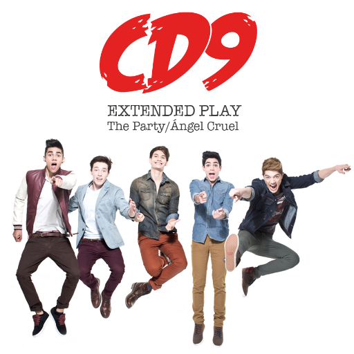 CD9 - Extended Play (The Party / Ángel Cruel)