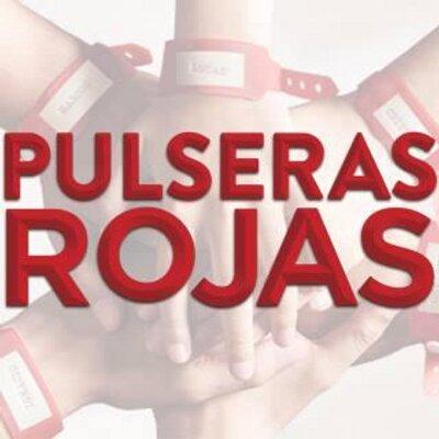 Pulseras Rojas TVN