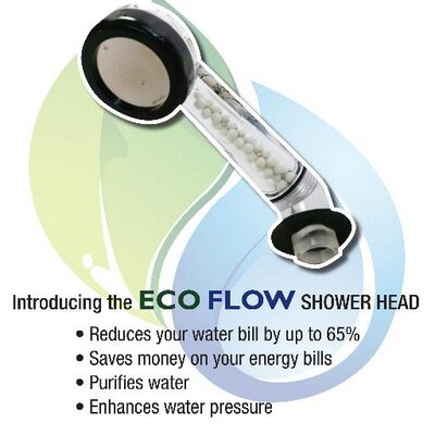 Eco Flow Shower Head Ecoflowshower Twitter