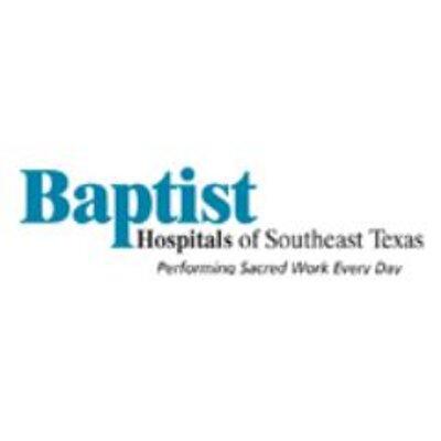 BaptistHospitalsSETX on Twitter: