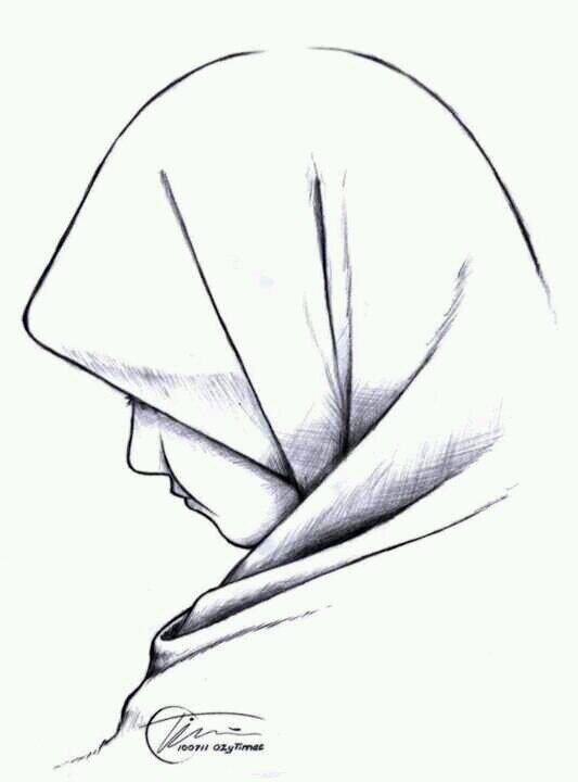Hera Mame Twitter Gambar Kartun Akhwat Islami