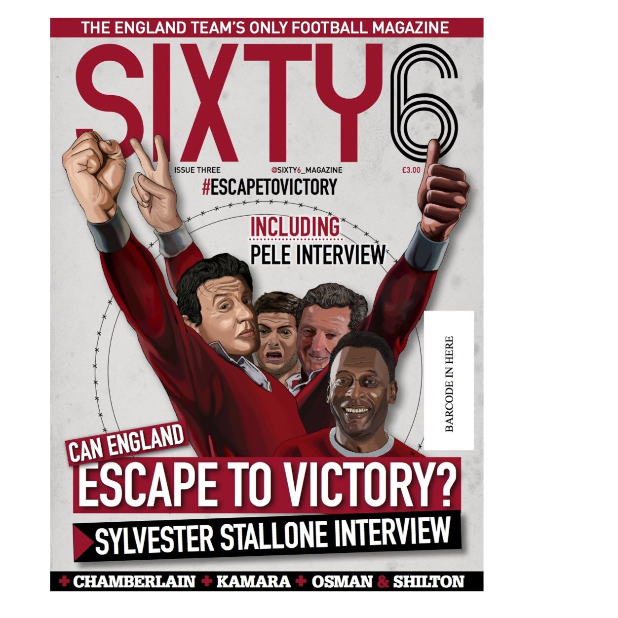 Sixty6 Magazine on Twitter: RT & follow @Sixty6_Magazine