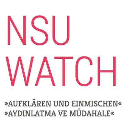 NSU Watch on Twitter