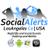 SocialAlerts LAX