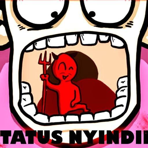 Status Nyindir At Statusnyindir Twitter