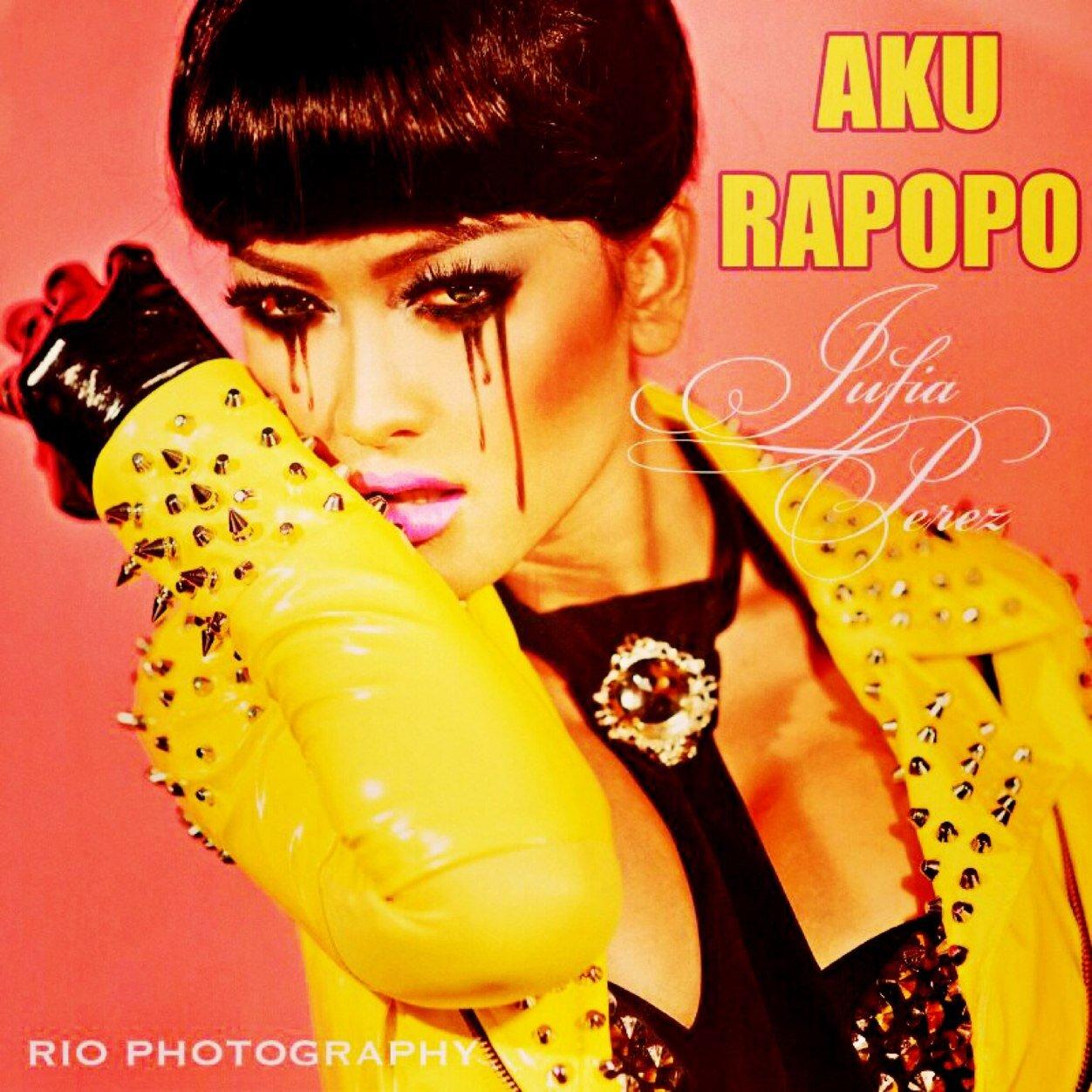 Julia Perez - Aku Rapopo [image by @juliaperrez]