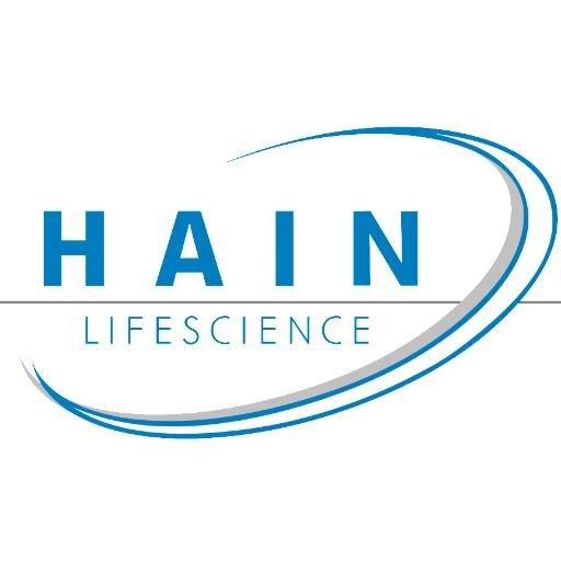 Bildergebnis für hain lifescience logo
