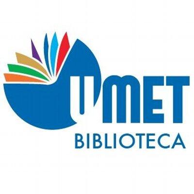 Logo de la Biblioteca UMET