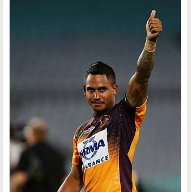 Ben Barba Social Profile
