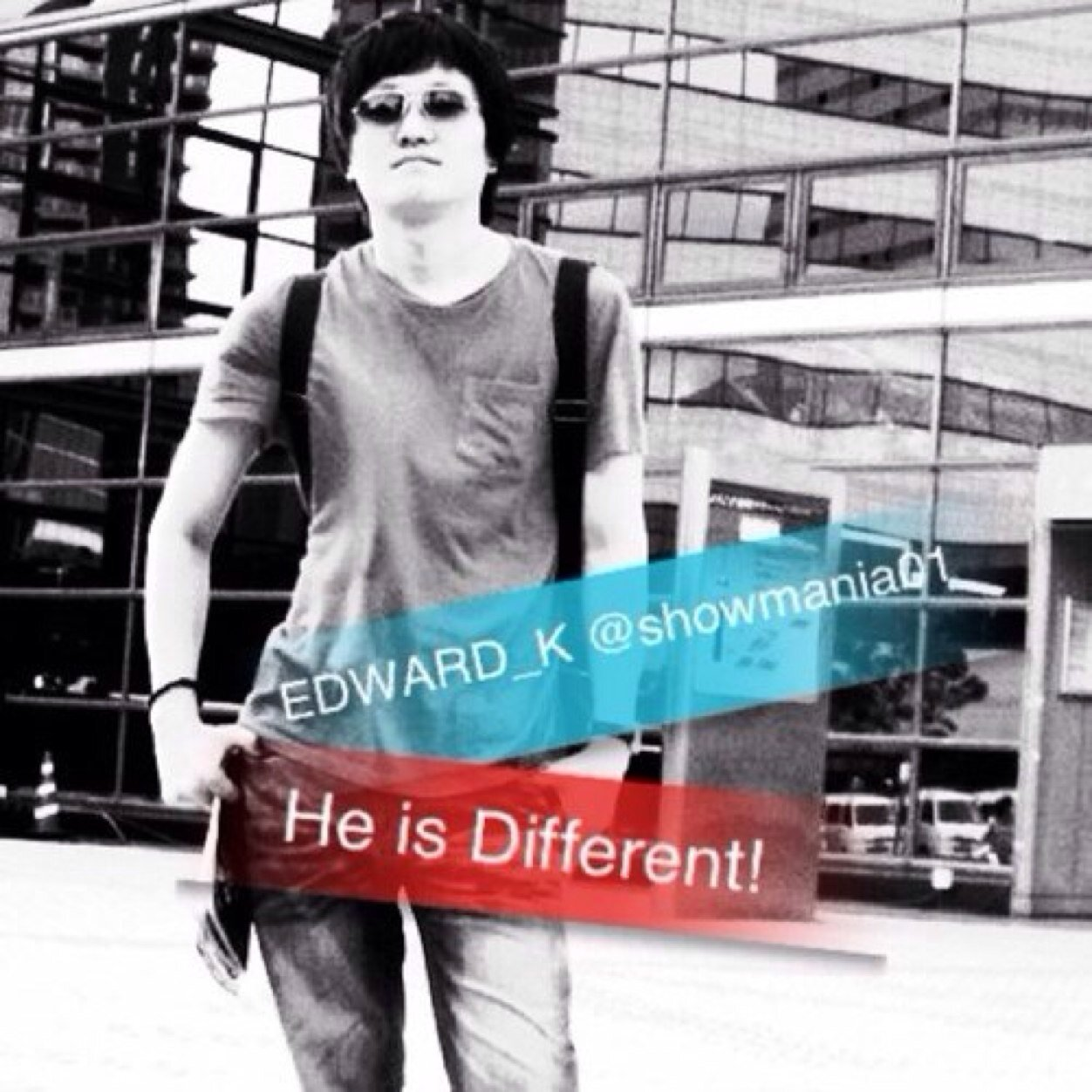 Edward_K Social Profile