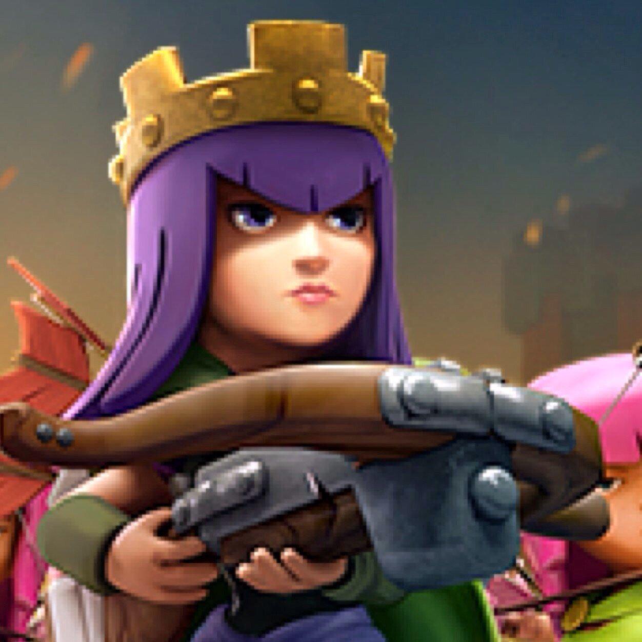 clash of queen