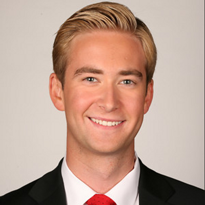 Peter Doocy (@pdoocy) Twitter profile photo