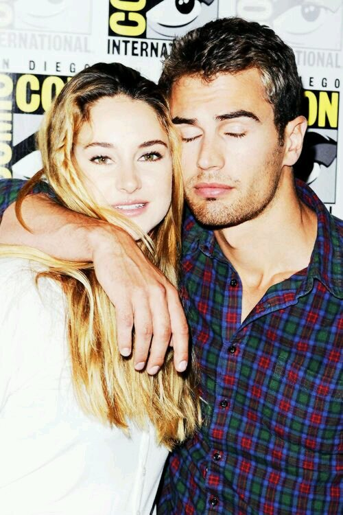 Shai and theo dating