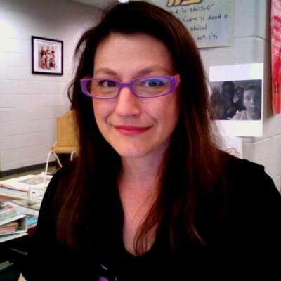 Jennifer Johnson (@Jennyfrmthebook) Twitter profile photo