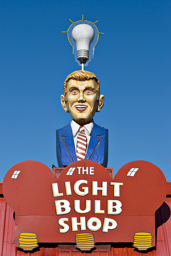 The Light Bulb Shop
