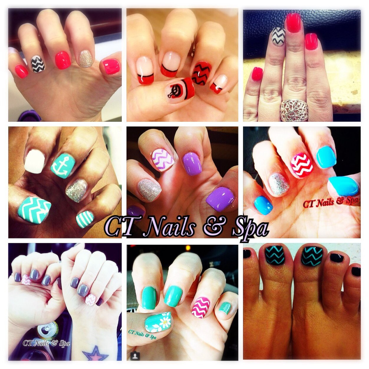 Ct Nails & Spa on Twitter: \