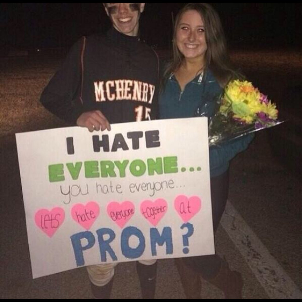 Prom on twitter imagine waking up to this balloons and prom ccuart Gallery