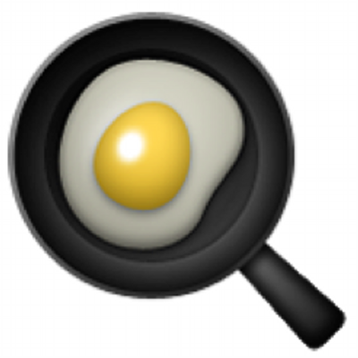 Fried Egg Emoji (@FriedEggEmoji)   Twitter