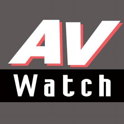 AV Watch (@avwatch) | Twitter