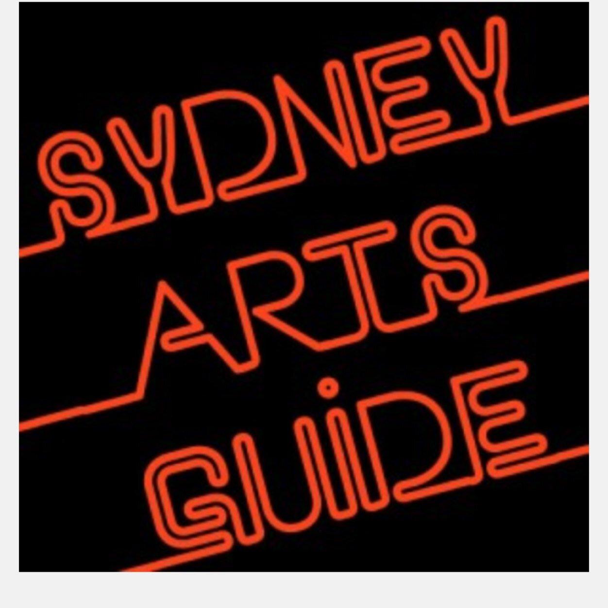 sydney arts guide sydneyartsguide twitter rh twitter com Sydney New South Wales