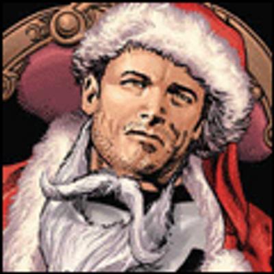 Дед Мороз на отдыхе (@Coregon)