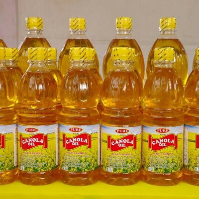 canola oil svenska