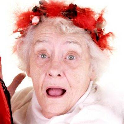 Dating granny