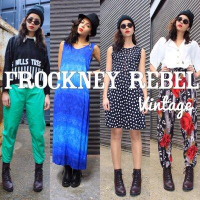 Frockney Rebel