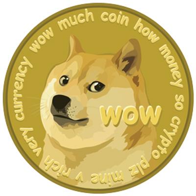 bitcoin į doge)