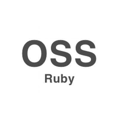 Ruby OSS on Twitter: