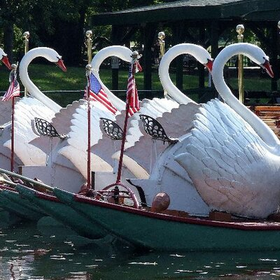 Boston Swan Boats On Twitter Built Time To Tighten A Thousand