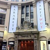 Kabarett Sanftwut Leipzig