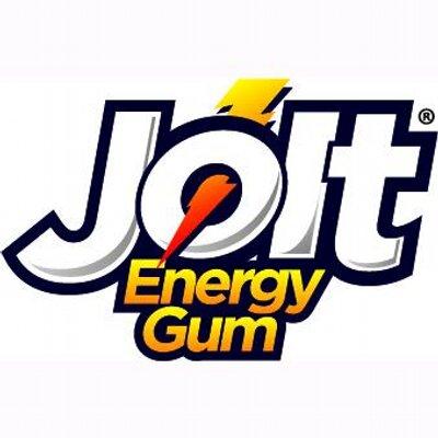 Jolt Energy Drink Gum