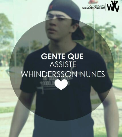 Whindersson Nunes (@whindersson_am) | Twitter