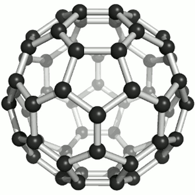 a short description of buckminsterfullerene a chemical compound