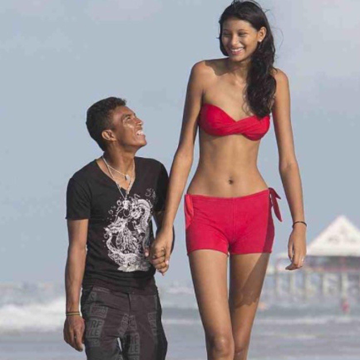 Tall girls tgp