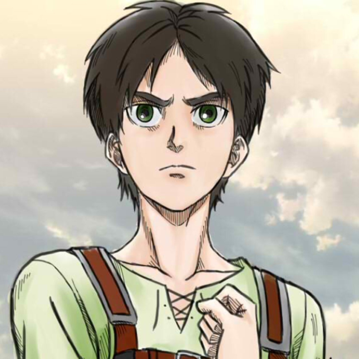 Eren Yeager | Attack on Titan Wiki | FANDOM powered by Wikia