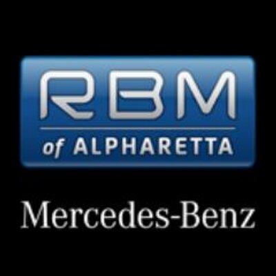 Rbm of alpharetta rbmofalpharetta twitter for Rbm mercedes benz atlanta georgia