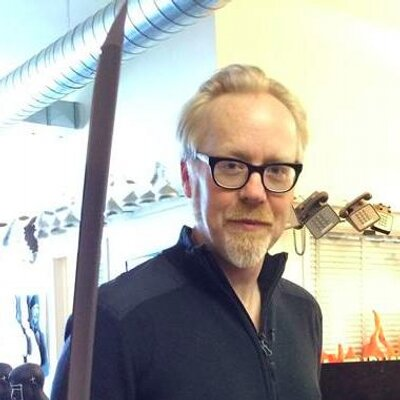Adam Savage | Social Profile