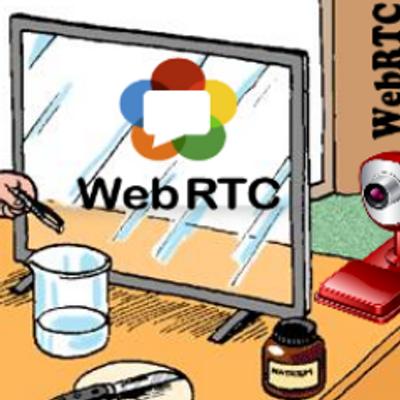 WebRTC Experiments on Twitter: