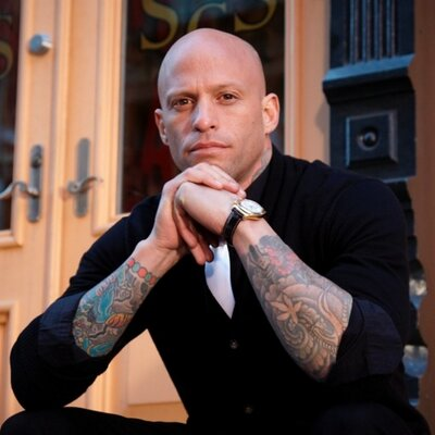 Ami james amijames twitter for Top 10 tattoo shops in nyc