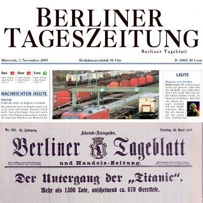 Berlin Tageszeitung